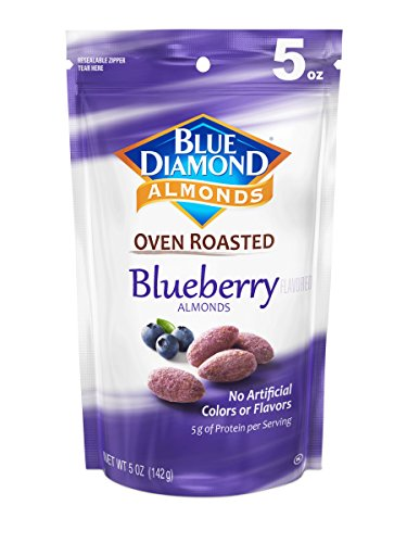 chocolate almonds blue diamond - 9
