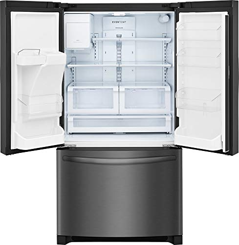 Frigidaire FFHD2250TS 36 Inch Counter Depth French Door Refrigerator with 22.5 cu. ft. Total Capacity, in Stainless…