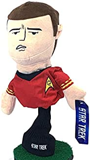 Creative Covers for Golf Star Trek Chief Engineer Scotty Club Head Covers, Black, One Size