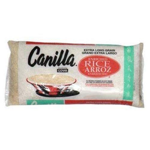 Goya Rice Canila Long Grain 3 lb (Pack of 3) ()