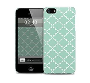 green lines iPhone 5 / 5S protective case