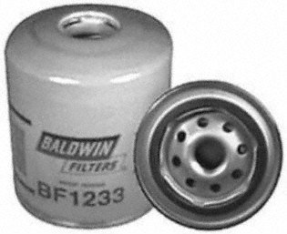 Baldwin BF1233 Fuel and Water Separator Element Fuel Water Separator Assembly