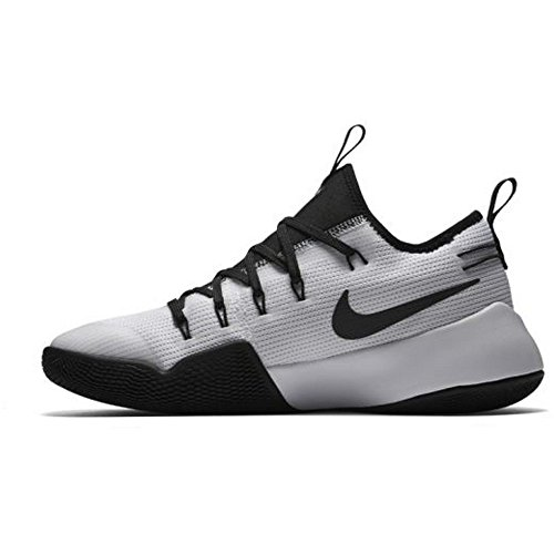 Image of the Nike Men's Hypershift TB Basketball Shoes White Black 844387 100 Size 10