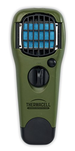 Thermacell Mosquito Repellent Outdoor Camping Repeller Devices (Black) 2-Pack by Thermacell