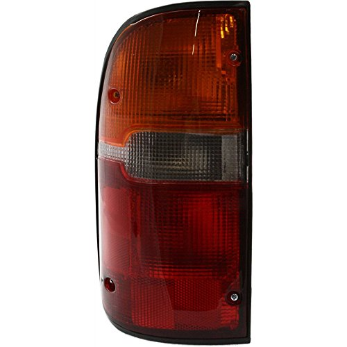 Tail Light Compatible with Toyota Tacoma 95-00 Assembly Left Side