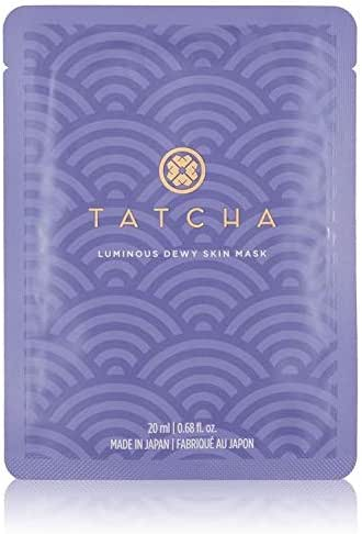 Facial Treatments: Tatcha Luminous Dewy Skin Sheet Mask