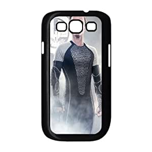 The Hunger Games Catching Fire Peeta Samsung Galaxy S3 9300 Cell Phone Case Black&Phone Accessory STC_072626
