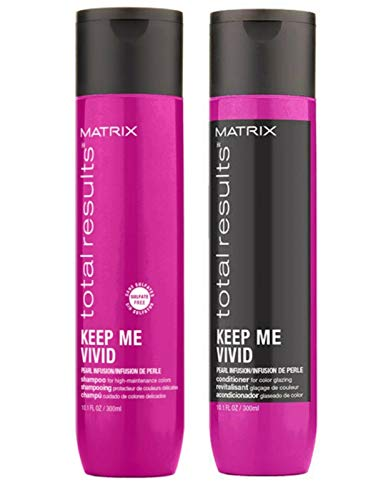 Matrix Total Results Keep me Vivid Shampoo And Conditioner 10.1 Oz