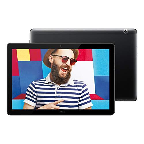 HUAWEI MediaPad T5 – 10.1 Inch Android 8.0 Tablet, 1080P Full HD Display, Kirin 695 Octa-Core Processor, RAM 3GB, ROM…