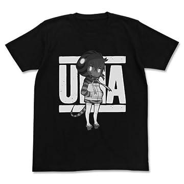 けものフレンズ ツチノコ Tシャツ ブラック