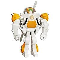 Playskool Heroes Transformers Rescue Bots Rescan Blades La figura de acción del bot de vuelo