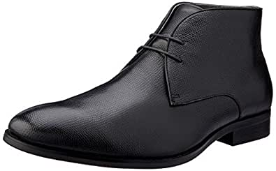 Julius Marlow mens ACCORD Boots, Black, 10 AU