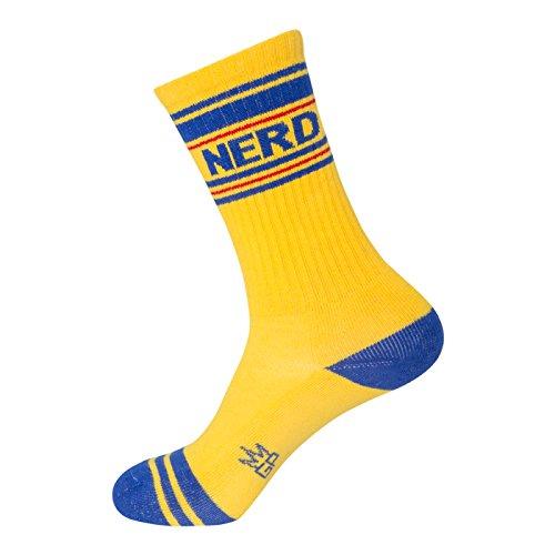 68da2cc91 Gumball Poodle Unisex Nerd Retro Knee High Tube Socks -1 size fits ...