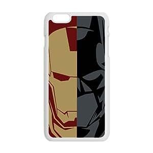 Batman and Iron Man Cell Phone Case for iPhone plus 6 wangjiang maoyi