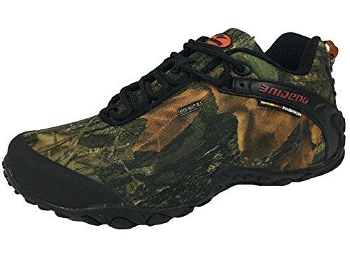 Homme Jaune MatchLife Style2 Chaussure Sports Hautes Kaki Imperméable Camouflage 8qCqwgd