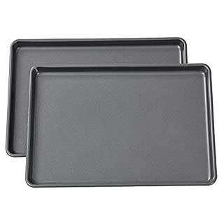Wilton Easy Layers Sheet Cake Pan, 2-Piece Set