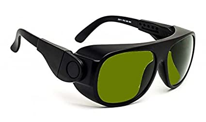2671d489dd5 Image Unavailable. Image not available for. Color  BoroView Shade  3 - Glass  Working Spectacles in Large Plastic Safety Frames ...