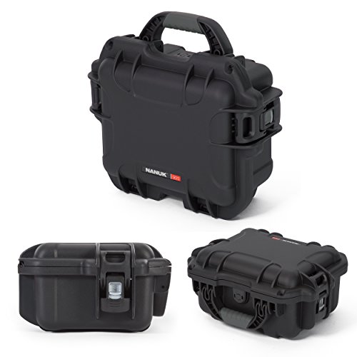 Nanuk 905 Waterproof Hard Case Empty - Black