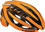 Lazer Helium Helmet: Flash Orange; LG