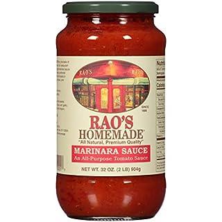Rao's Homemade Pasta Sauce, No Sugar Added Marinara, 32 oz