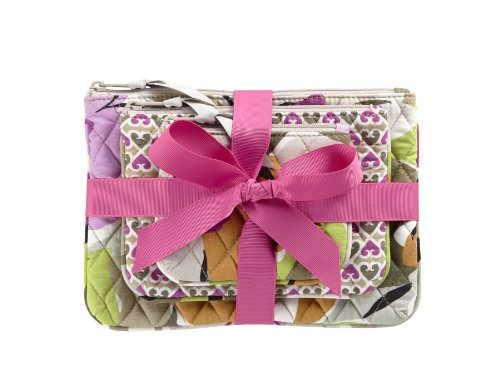 Vera Bradley Cosmetic Trio Portobello Road, Bags Central