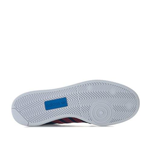 000 ADV 40 Ftwbla Buruni Adulto Samba Zapatillas Unisex Maruni EU Adidas de Skateboarding Azul S6aPqx