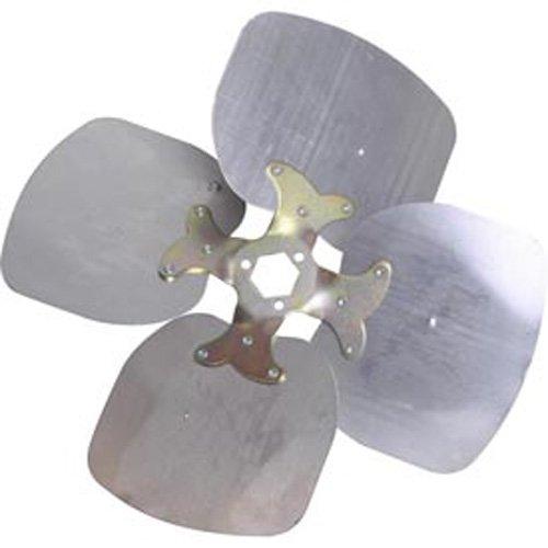(Universal Condenser Motor Fan Blade 4 Wing x 18