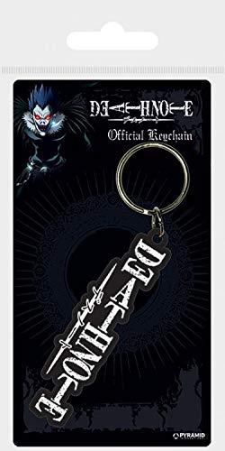 1art1® Death Note - Logo Llavero (6 x 4cm): Amazon.es: Hogar