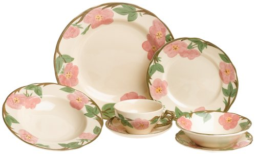 Johnson Brothers Desert Rose 28-Piece Set
