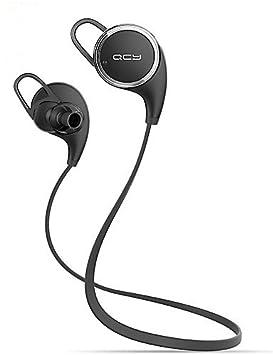 zzll8451 qy8 qcy los mini deportes estéreo inalámbricos que ejecutan earbuds auriculares bluetooth auriculares (blanco&