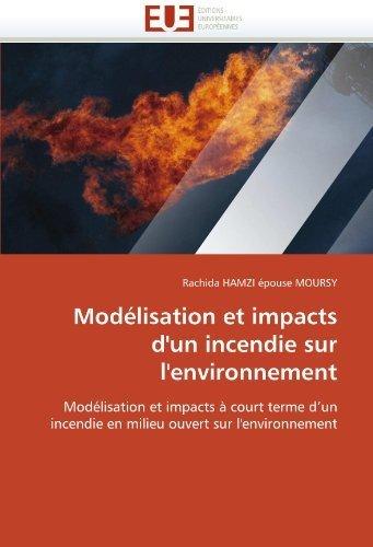 Mod?isation et impacts d'un incendie sur l'environnement: Mod?isation et impacts ?court terme d'un incendie en milieu ouvert sur l'environnement (French Edition) by HAMZI ?ouse MOURSY, Rachida (2010) Paperback