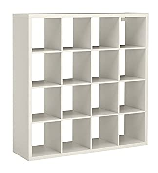 hot sale online c5514 297d3 IKEA 302.758.61 KALLAX Shelf, White