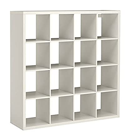 Amazon Com Ikea 302 758 61 Kallax Shelf White Kitchen Dining