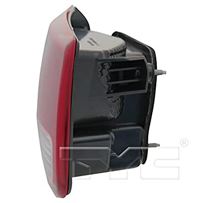 TYC 17-5546-00-9 Replacement Left Reflex Reflector (Compatible with Kia SEDONA): Automotive