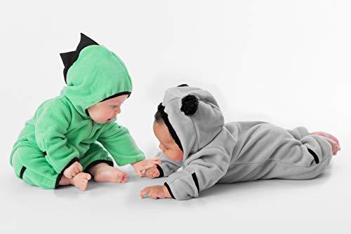 b115d2df6 Jual Funzies Fleece Baby Bunting Onesie Jacket – Infant Pajamas ...