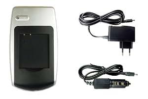 Cargador para JVC BN-VG107, VG107E, VG107EU, VG108, VG108E, VG108EU, VG114