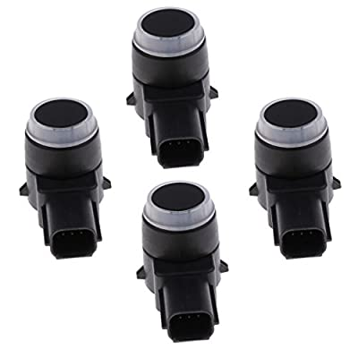 Baoblaze Pack of 4 Parking Pensor 1EW63TZZAA Conversion Kit for Dodge Jeep Chrysler