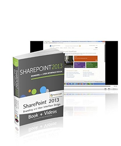 Buy Sharepoint 2013 Branding And Ui Book And Sharepoint Videos Com Bundle Book Online At Low Prices In India Sharepoint 2013 Branding And Ui Book And Sharepoint Videos Com Bundle Reviews Ratings Amazon In