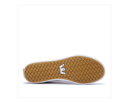 Supra Chaussures Flow Amber Gold White