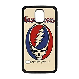 Painted Grateful Dead back phone Case cover Samsung galaxy S5