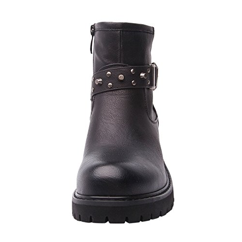 Global Win Womens KadiMaya Boots Black01 UaDHNz