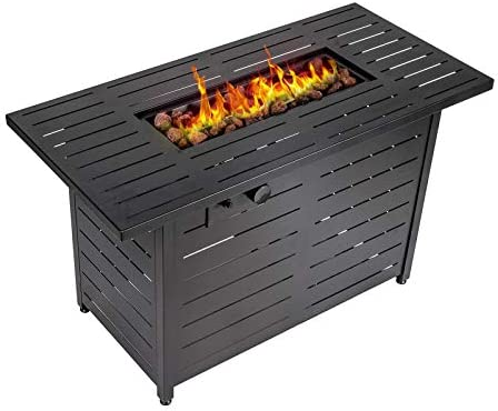 Dmode Propane Fire Pit Table