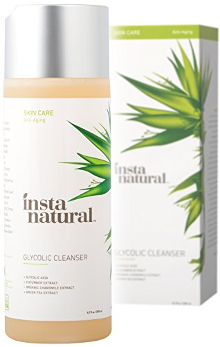 InstaNatural Glycolic Facial Cleanser Hyperpigmentation product image