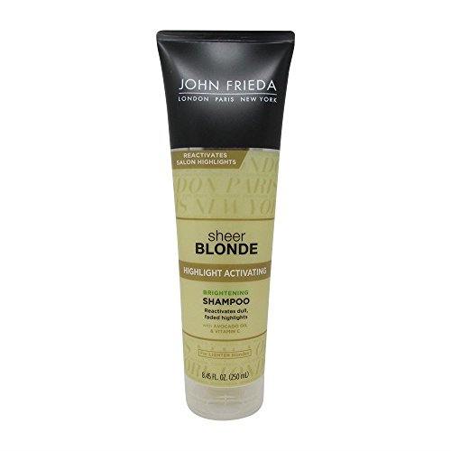 John Frieda sheer blonde highlight activating enhancing shampoo - 8.45 oz ()