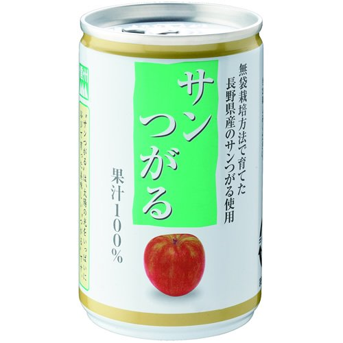 160gX30 this Nagano Kyono Co., Ltd. San Tsugaru apple juice by Nagano Kyono