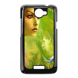 HTC One X Cell Phone Case Black Carp sperm LSO7981389