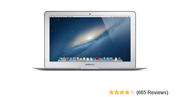 Amazon.com: Apple MacBook Air MD711LL/A 11.6-Inch Laptop (OLD VERSION): Computers & Accessories