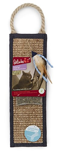Petlinks Hanging Cat Scratchers, Claws Up
