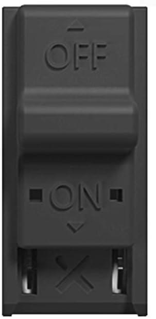 GZW-Shop Herramientas de Cortocircuito RCM Clip para Nintendo Switch Joycon Jig Dongle no versión 3D-Impresa (Negro)