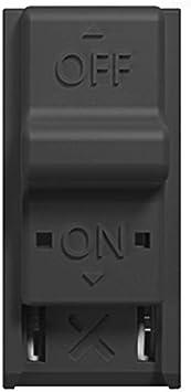 Herramientas de Cortocircuito RCM Clip para Nintendo Switch Joycon Jig Dongle no versión 3D-Impresa (Negro): Amazon.es: Bricolaje y herramientas
